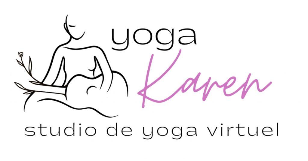 Yoga Karen Studio de yoga virtuel rose