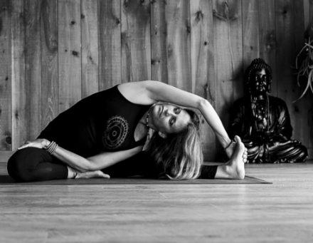 Karen St-Laurent Yoga et musique